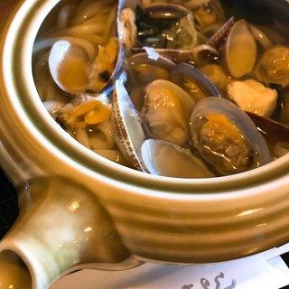 やをよし - 料理写真:竹島うどん