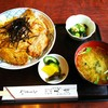 天ぷら天清 - 料理写真:Aランチ 焼肉丼 ¥750  (大盛)+100