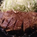 iberikobutaondoruyakiurashibuya - イベリコ豚のおんどるトンテキ
