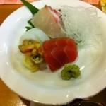 日本料理ききょう - お刺身