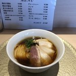 RAMEN RS 改 - 鶏出汁醤油+チャーシュー
