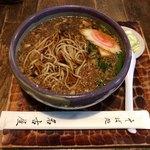 そば処 名古屋 - 料理写真:たぬきそば 864円