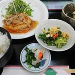 おしゃべり食酒 - 料理写真:ランチ