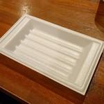 天王寺 はち八 - 取り皿