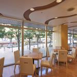 レストラン 樹林 - 内観写真: