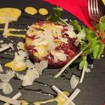 ミルコローネ - 馬肉タルタル
