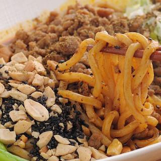 後を引く旨味と辛味◆中国東北部出身の料理長による本格中華