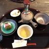深緑茶房 - 料理写真:新緑 @480 桜餅 @260