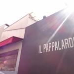 IL PAPPALARDO - 2014年10月以来、3年半ぶりの訪問です