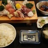 さかなや工房海鮮蔵 - 料理写真:刺身定食。