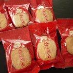 十一屋菓子舗 - 6店のイチゴダッペ