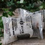 日本百貨店しょくひんかん - 瑞月院の東京塩豆大福(215円税別)