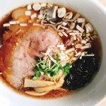 大木 - 豚清湯・醤油