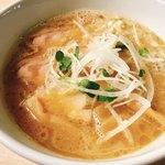 大木 - 鶏白湯・醤油