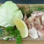 明月流川別館 - 鶏肉