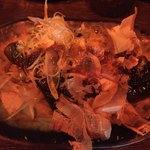馬の串ん - 茄子一本焼き