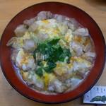 ささ川 - 料理写真:親子丼・極塩。