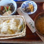 竹風堂 - 料理写真:山里定食