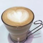 RUBY CAFE - ホットカフェラテ