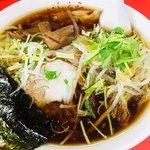 いしとみ - ワンタン麺@900円