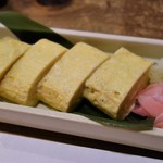 豆菜料理 はなさび - お豆腐のだし巻き玉子(650円)