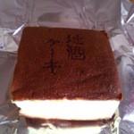小松屋本店 - 酒ケーキ