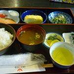 食事処桔梗 - 和定食