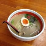 紀州らーめん おかげさん - 料理写真:梅塩ラーメン