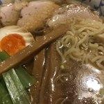 信州小麦ラーメン 亀屋  -
