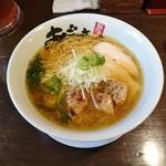 82501912 - 旨塩鶏麺(大盛)970円