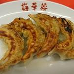 梅華楼 - 餃子
