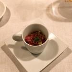 Le Salon de Legumes - 食材はごぼう、マグロ、ジャガイモなど