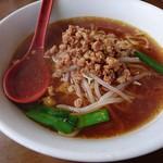 本格台湾料理 紅四季 - 台湾ラーメン