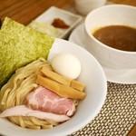 和 - 料理写真:特製つけ麺¥1000