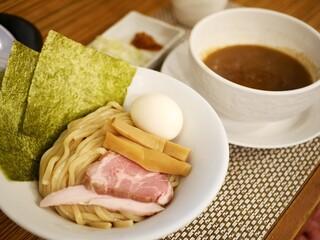 つけ麺 和 - 特製つけ麺¥1000