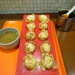 タコピア - 料理写真:たこ焼き
