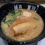 河童ラーメン本舗 - 料理写真:【河童ラーメン 煮玉子入り】¥850