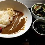 焼肉 秀門 - 宮崎牛100%秀門ビーフカレー:500円