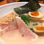 麺と心 7 - 濃厚魚介そば
