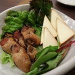 Taruichi - 牡蠣とチーズのスモーク