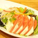 Kohga - トーフとトマトのイタリアンサラダ