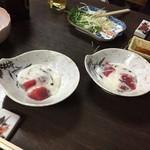 ちゃんこ 力士 二子竜 - 180206山かけ680円