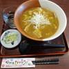 増田屋 - 料理写真:カレー南蛮そば豚肉仕様