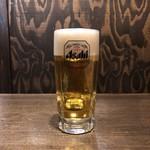らくらく居酒屋 - 生ビール