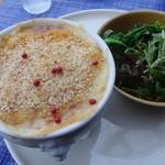 レ ファーブル ボンジュール - 料理写真:鹿の煮込み料理