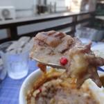 レ ファーブル ボンジュール - 鹿の煮込み料理