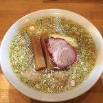 ウミガメ食堂 - ワンタン麺¥850