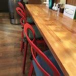 ウミガメ食堂 - カウンター席