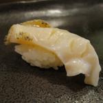鮨処西功 - 真つぶ貝