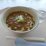 波止場食堂 - 料理写真:カレーうどん380円